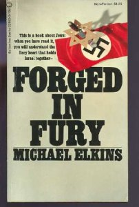 "Cover of ""Forged in fury"""